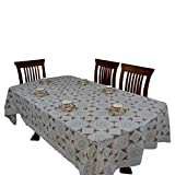 Thefancymart Dining Table PVC Sheet (Rectangular) 90 inchs X 60 inchs Style Code-60