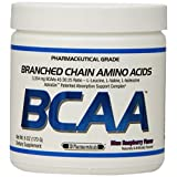 SD Pharmaceuticals Branched Chain Amino Acids BCAA Supplement, Blue Raspberry, 6 Ounce