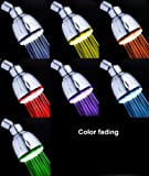 MagicShowerhead SH1026 7 LED Colors Fading Shower Head