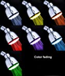 MagicShowerhead SH1026 7 LED Colors F...