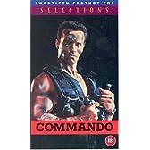 Commando [VHS] [Import]