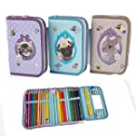 Animal Love Schul-Etui Federmappe DOG...