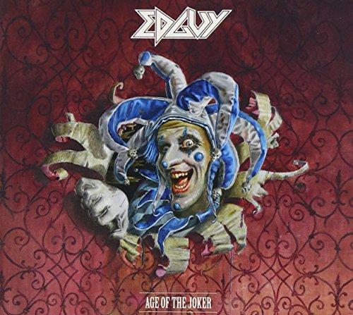 Age of the Joker (2 CD, Digipack, Limited Edition) by Edguy (2011-08-03)