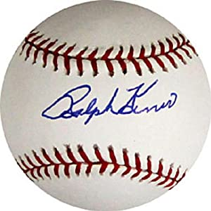 Ralph Kiner Autographed / Signed Baseball