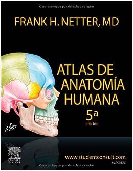 Amazon.com: Atlas de Anatomia Humana (Spanish Edition) (9788445820650
