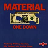 One Down By Material (2001-01-02)