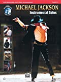 Michael Jackson Instrumental Solos for Strings: Violin (Book & CD) (Alfred's Instrumental Play-Along) (0739078038) by Jackson, Michael