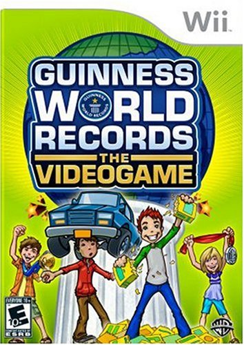 Guinness World Records: The Videogame - Nintendo