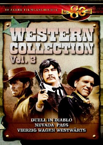Western Box MGM Collection, Vol. 2 (3 DVDs)