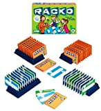 Racko Card Game - 50th Anniversary