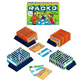 Racko game!
