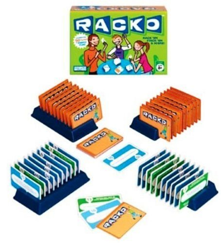 Racko Card Game - 50Th Anniversary front-898183