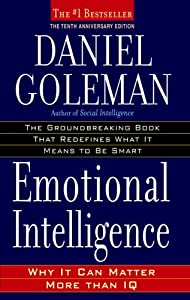 Emotional Intelligence: Why It Can Matter More Than IQ by Bantam Books