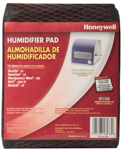 Honeywell HC12A1024 Whole House Humidifier Pad - 1