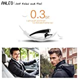 Anleo-D1-Bluetooth-Headsets-Wireless-HeadphonesEarbuds-41Lightweight-In-Ear-Compatible-with-Bluetooth-Enabled-Device-Black