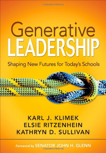 Generative Leadership: Shaping New Futures For Today'S Schools front-1002919