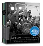517J5Ie7meL. SL160  David Lean Directs Noel Coward (In Which We Serve, This Happy Breed, Blithe Spirit, Brief Encounter) (Criterion Collection) [Blu ray]