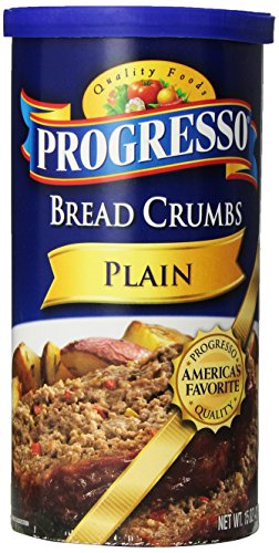 Progresso Plain Bread Crumbs, 15 Ounce (Progresso Bread Crumbs compare prices)