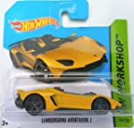 Hot Wheels 2014 HW Workshop LAMBORGHI...