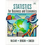 Statistics for Business and Economics (8th Edition) ~ Terry Sincich