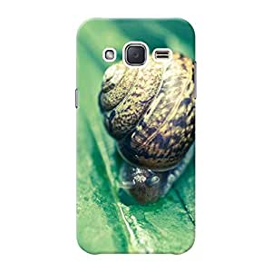 Mobile Back Cover For Samsung Galaxy J2 (Printed Designer Case)