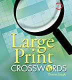 img - for Large Print Crosswords #6 book / textbook / text book