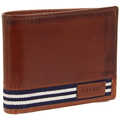 Amazon.com: Fossil Sheldon Traveler Ml3147 Wallet