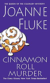 Cinnamon Roll Murder by Joanne Fluke ebook deal