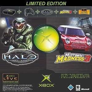 Xbox Holiday Bundle (Xbox plus Halo, Midtown Madness 3 und Xbox-Live-Zugang für 2 Monate)