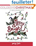 Coloring Christmas: An Adult Coloring...