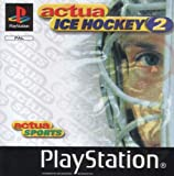 Actua Ice Hockey 2 on Playstation