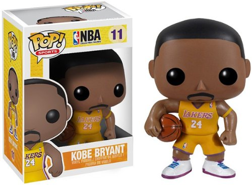 Funko Pop! NBA Lakers Kobe Bryant Vinyl Figure 4