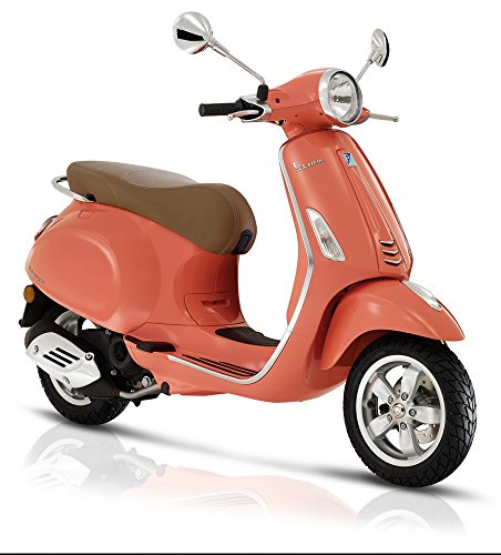 vespa primavera 50 4t 4v farben rosa corallo 889 a vespa. Black Bedroom Furniture Sets. Home Design Ideas