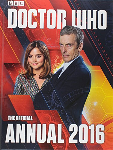 Doctor Who: Official Annual 2016 PDF