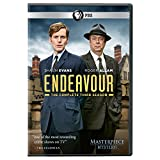 Masterpiece Mystery!: Endeavour Series 3 (UK Edition) DVD