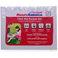 Ready America 33-Piece First Aid Pocket Kit