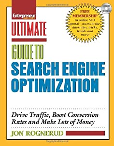 "Cover of ""Ultimate Guide to Search Engine..."