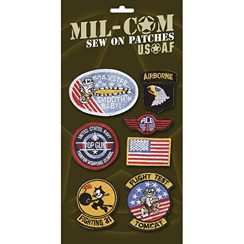 pack-of-airforce-sew-on-cloth-badges-military-patches-on-card
