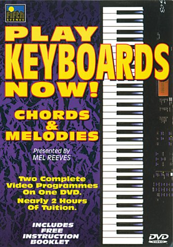 Play Keyboards Now [DVD] [Import]