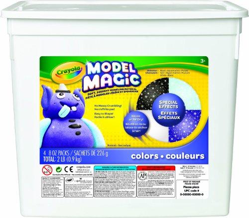 Crayola Model Magic Special FX Clay Bucket (Model Magic compare prices)