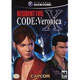 Resident Evil Code Veronica X - Gamecube ~ Capcom