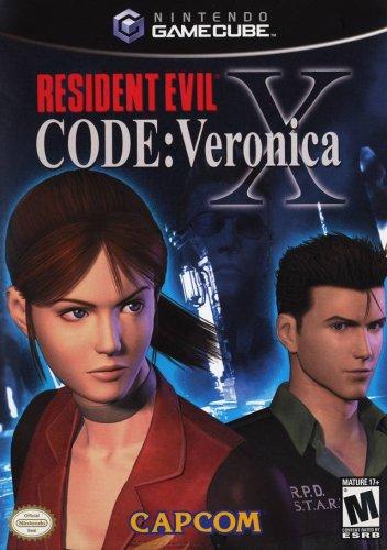 Resident Evil Code Veronica X