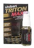 Shibari Triton MAXX, Improved Formula; Male Desensitizing Spray with Lidocaine USP 20%, Strongest Lidocaine Concentration on the Market, Spray Bottle, 30 ml / 1.00 fl Oz., 192 Sprays