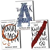 Patrick ness Patrick Ness Trilogy Collection: The Knife of Never Letting Go / The Ask and the Answer / Monsters of Men