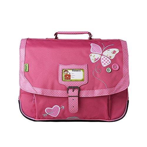 Tann's Zaino Scuola, rosa (Rosa) - T5BUT-CA38-RS