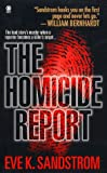 img - for The Homicide Report book / textbook / text book