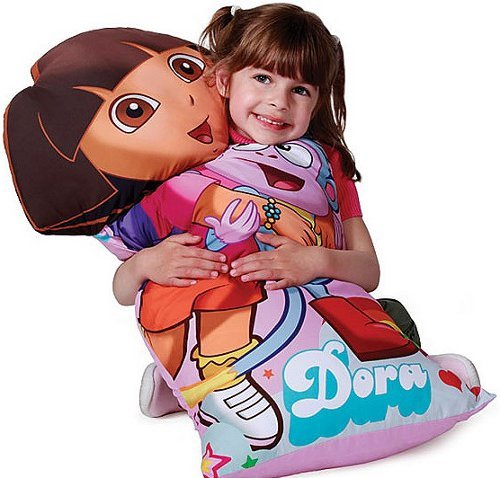 where can you buy Dora the Explorer Cuddle Pal Pillow Case online