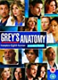 Grey's Anatomy - Season 8 [DVD]