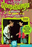 img - for Monster Blood (Goosebumps Presents TV Book #15) book / textbook / text book