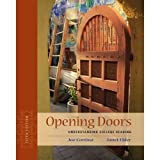 img - for Opening Doors - Understanding College Reading By Cortina & Elder (5th, Fifth Edition) book / textbook / text book